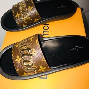 7ce7a4be43 Louis Vuitton Sunbath Mules